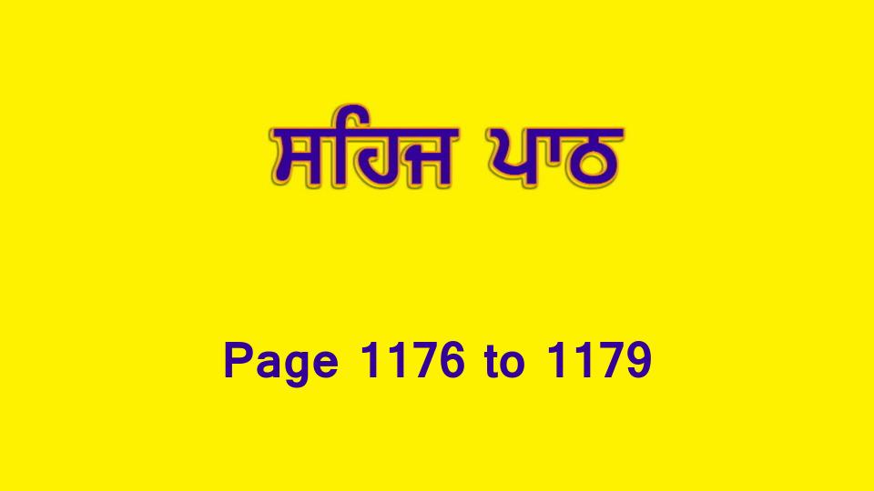 Sehaj Paath (Page 1176 to 1179) #258 by Daljit Singh Dhillon