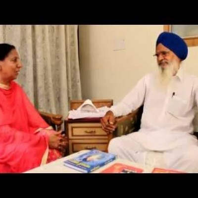 Interview Gurnam Singh Komal by Gurcharan Kaur Khochhar