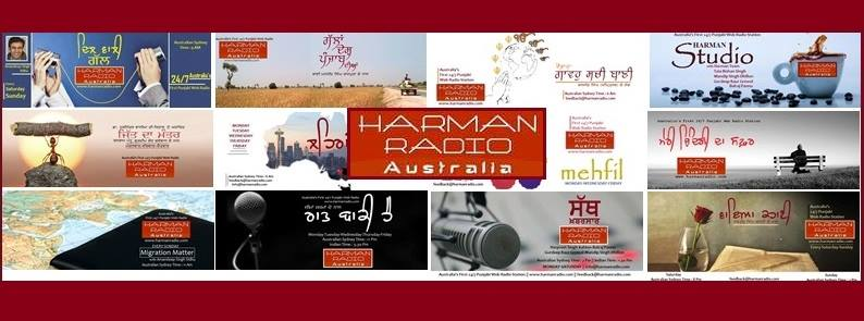 Harman Radio new programs 151004