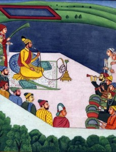 paca030_king_govardhan_chand_listening_music