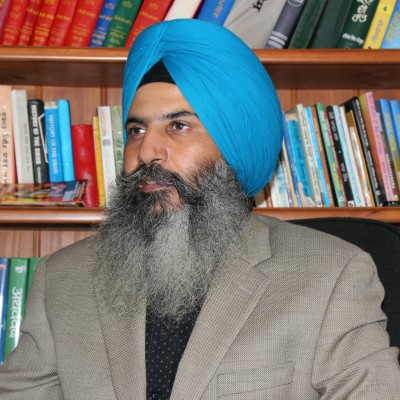 Das ist Amandeep Singh Sidhu